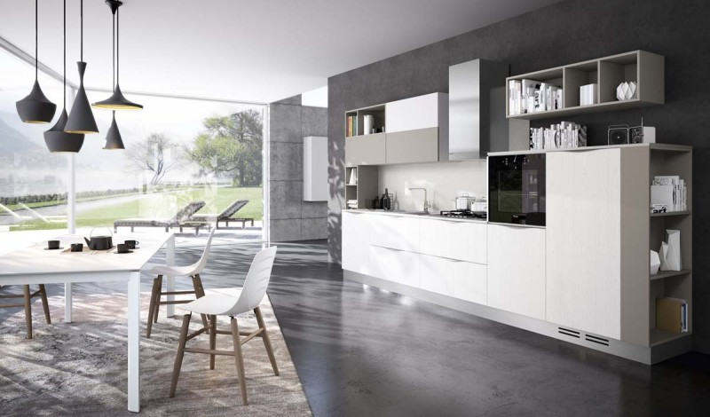 Stunning Veneta Cucine Saronno Contemporary - Home Design - joygree.info